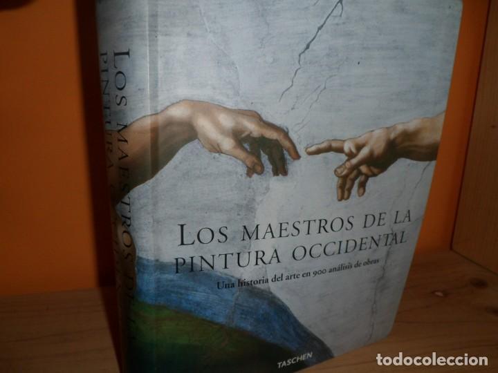 Usado, LOS MAESTROS DE LA PINTURA OCCIDENTAL / INGO WALTHER segunda mano