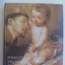Libros de segunda mano: ENORME LIBRO DE ARTE : PINACOTECA DEL MUSEO DE BELLAS ARTES DE SEVILLA . Lote 130702699