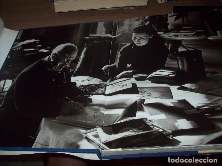 PICASSO Y JACQUELINE. DAVID DOUGLAS DUNCAN. MUCHNIK EDITORES. 1ª EDICIÓN 1988. EJEMPLAR BUSCADÍSMO!! (Libros de Segunda Mano - Bellas artes, ocio y coleccionismo - Pintura)