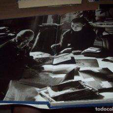 Libros de segunda mano: PICASSO Y JACQUELINE. DAVID DOUGLAS DUNCAN. MUCHNIK EDITORES. 1ª EDICIÓN 1988. EJEMPLAR BUSCADÍSMO!!. Lote 130742609