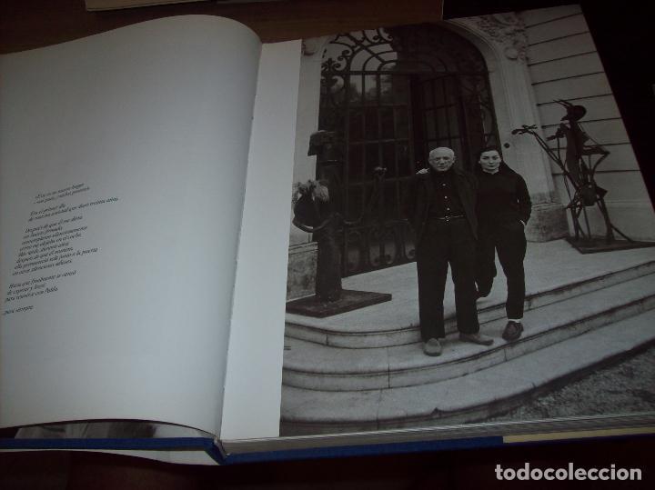 Libros de segunda mano: PICASSO Y JACQUELINE. DAVID DOUGLAS DUNCAN. MUCHNIK EDITORES. 1ª EDICIÓN 1988. EJEMPLAR BUSCADÍSMO!! - Foto 3 - 130742609