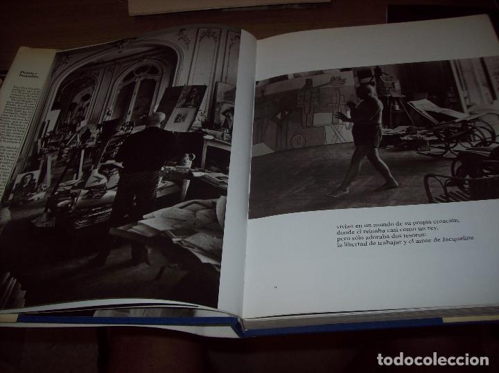 Libros de segunda mano: PICASSO Y JACQUELINE. DAVID DOUGLAS DUNCAN. MUCHNIK EDITORES. 1ª EDICIÓN 1988. EJEMPLAR BUSCADÍSMO!! - Foto 5 - 130742609