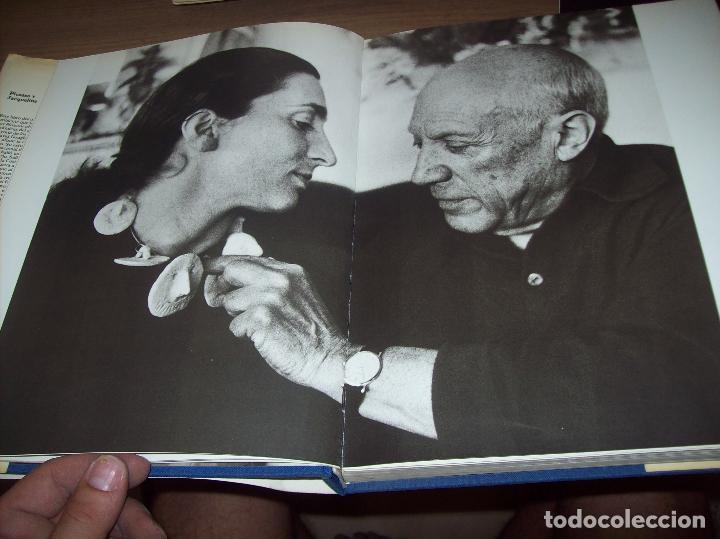 Libros de segunda mano: PICASSO Y JACQUELINE. DAVID DOUGLAS DUNCAN. MUCHNIK EDITORES. 1ª EDICIÓN 1988. EJEMPLAR BUSCADÍSMO!! - Foto 6 - 130742609