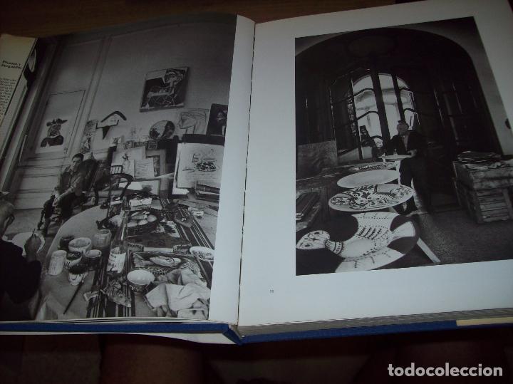 Libros de segunda mano: PICASSO Y JACQUELINE. DAVID DOUGLAS DUNCAN. MUCHNIK EDITORES. 1ª EDICIÓN 1988. EJEMPLAR BUSCADÍSMO!! - Foto 7 - 130742609