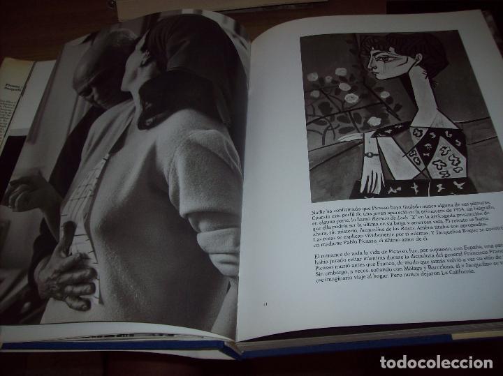 Libros de segunda mano: PICASSO Y JACQUELINE. DAVID DOUGLAS DUNCAN. MUCHNIK EDITORES. 1ª EDICIÓN 1988. EJEMPLAR BUSCADÍSMO!! - Foto 8 - 130742609