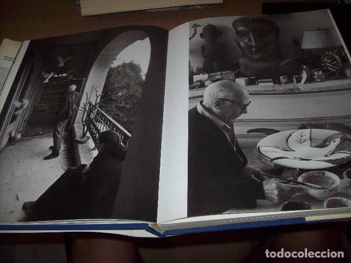 Libros de segunda mano: PICASSO Y JACQUELINE. DAVID DOUGLAS DUNCAN. MUCHNIK EDITORES. 1ª EDICIÓN 1988. EJEMPLAR BUSCADÍSMO!! - Foto 9 - 130742609