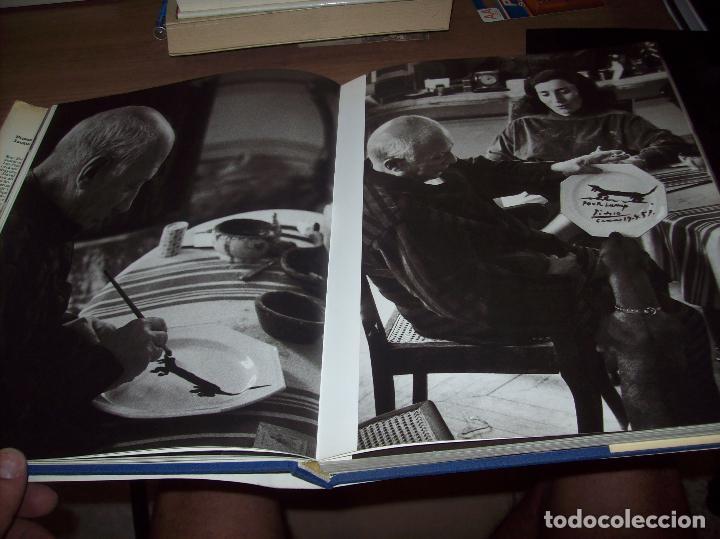 Libros de segunda mano: PICASSO Y JACQUELINE. DAVID DOUGLAS DUNCAN. MUCHNIK EDITORES. 1ª EDICIÓN 1988. EJEMPLAR BUSCADÍSMO!! - Foto 10 - 130742609