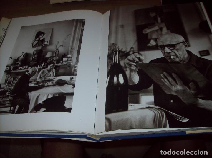 Libros de segunda mano: PICASSO Y JACQUELINE. DAVID DOUGLAS DUNCAN. MUCHNIK EDITORES. 1ª EDICIÓN 1988. EJEMPLAR BUSCADÍSMO!! - Foto 12 - 130742609