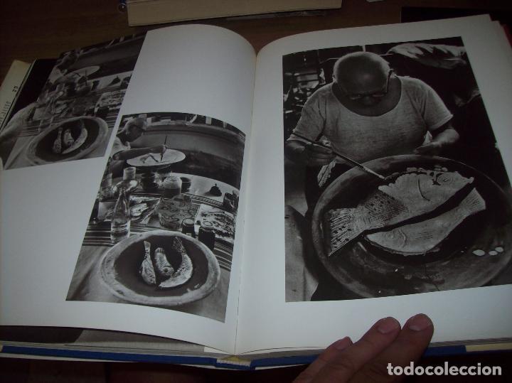 Libros de segunda mano: PICASSO Y JACQUELINE. DAVID DOUGLAS DUNCAN. MUCHNIK EDITORES. 1ª EDICIÓN 1988. EJEMPLAR BUSCADÍSMO!! - Foto 14 - 130742609