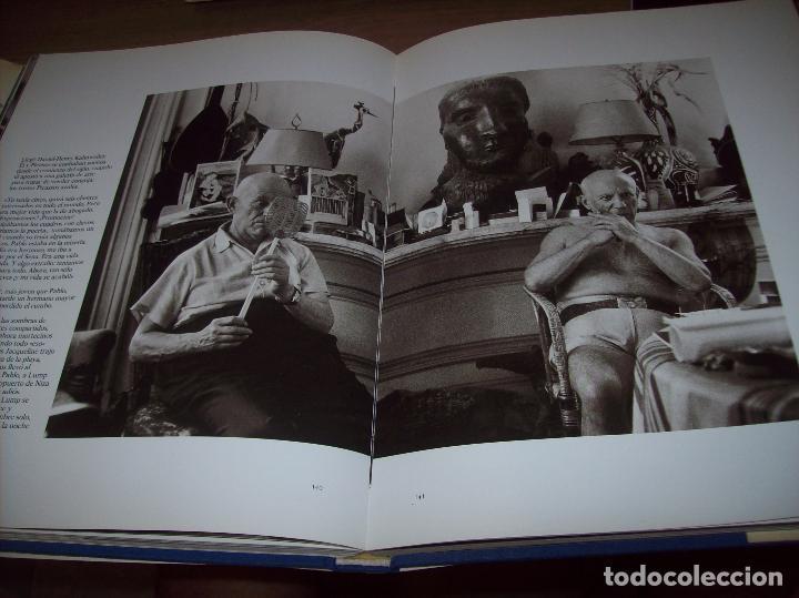 Libros de segunda mano: PICASSO Y JACQUELINE. DAVID DOUGLAS DUNCAN. MUCHNIK EDITORES. 1ª EDICIÓN 1988. EJEMPLAR BUSCADÍSMO!! - Foto 16 - 130742609