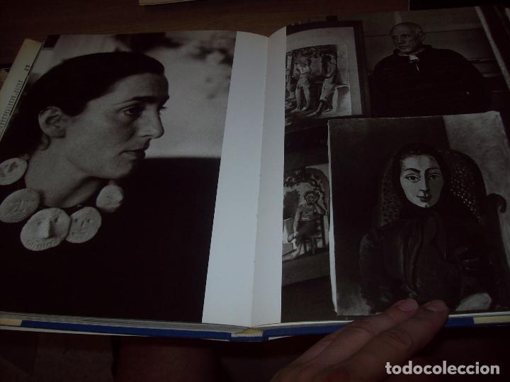 Libros de segunda mano: PICASSO Y JACQUELINE. DAVID DOUGLAS DUNCAN. MUCHNIK EDITORES. 1ª EDICIÓN 1988. EJEMPLAR BUSCADÍSMO!! - Foto 17 - 130742609