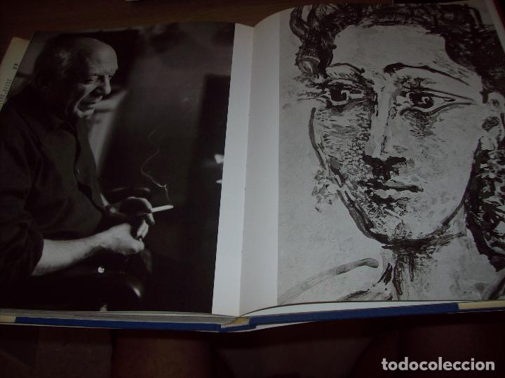 Libros de segunda mano: PICASSO Y JACQUELINE. DAVID DOUGLAS DUNCAN. MUCHNIK EDITORES. 1ª EDICIÓN 1988. EJEMPLAR BUSCADÍSMO!! - Foto 18 - 130742609
