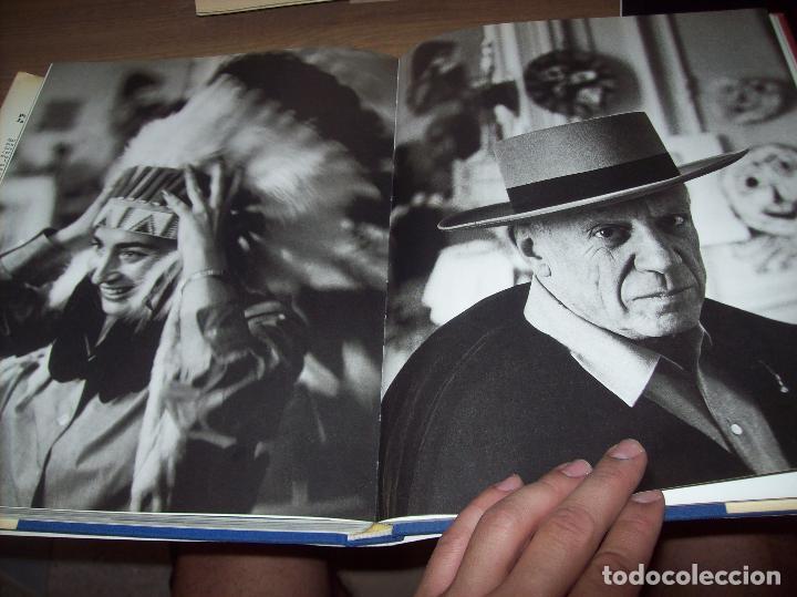Libros de segunda mano: PICASSO Y JACQUELINE. DAVID DOUGLAS DUNCAN. MUCHNIK EDITORES. 1ª EDICIÓN 1988. EJEMPLAR BUSCADÍSMO!! - Foto 19 - 130742609