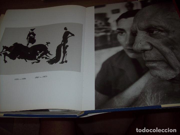 Libros de segunda mano: PICASSO Y JACQUELINE. DAVID DOUGLAS DUNCAN. MUCHNIK EDITORES. 1ª EDICIÓN 1988. EJEMPLAR BUSCADÍSMO!! - Foto 21 - 130742609