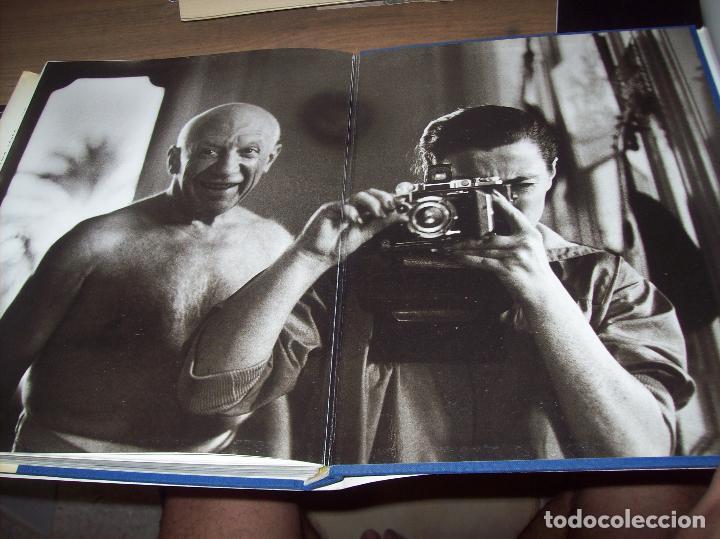 Libros de segunda mano: PICASSO Y JACQUELINE. DAVID DOUGLAS DUNCAN. MUCHNIK EDITORES. 1ª EDICIÓN 1988. EJEMPLAR BUSCADÍSMO!! - Foto 22 - 130742609