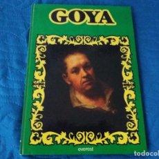 Libros de segunda mano: GOYA. COLECCIÓN GRANDES HOMBRES. EVEREST. 1979. Lote 131106208
