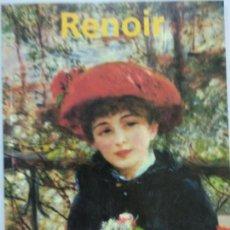 Libros de segunda mano: RENOIR. TASCHEN SERIE MENOR.Nº 8. PETER H. FEIST. Lote 131173556