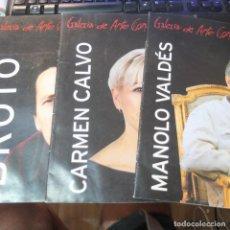 Libros de segunda mano: GALERIA DE ARTE CONTEMPORANEO -4 FASCICULO. Lote 131194336
