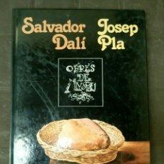 Libros de segunda mano: SALVADOR DALI JOSEP PLA OBRES DE MUSEU. Lote 131301412
