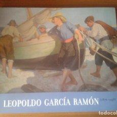 Libros de segunda mano: LEOPOLDO GARCIA RAMON. Lote 131456242