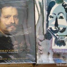 Libros de segunda mano: PINTURA ESPAÑOLA-COLECCIÓN CENTRAL HISPANO. DOS TOMOS. FUNDACIÓN CENTRAL HISPANO. Lote 131482530