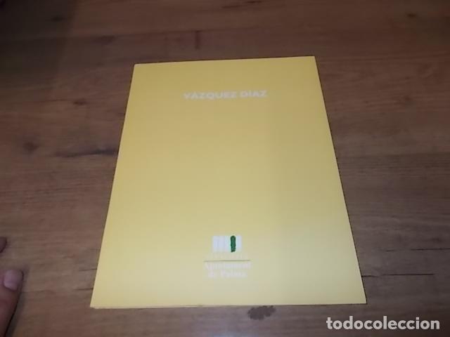 Libros de segunda mano: DANIEL VÁZQUEZ DÍAZ. SES VOLTES. AJUNTAMENT DE PALMA. 1997.EXCELENTE EJEMPLAR. VER FOTOS. - Foto 2 - 131551058