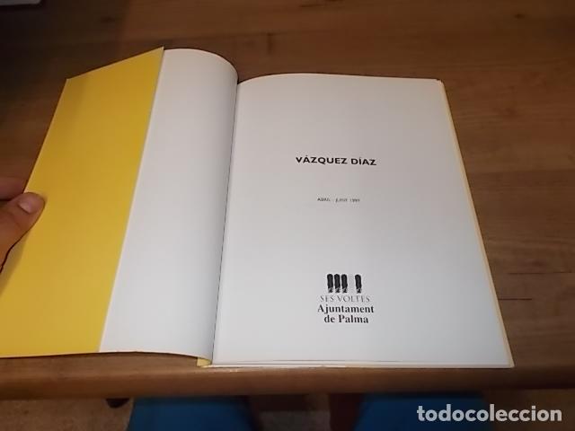 Libros de segunda mano: DANIEL VÁZQUEZ DÍAZ. SES VOLTES. AJUNTAMENT DE PALMA. 1997.EXCELENTE EJEMPLAR. VER FOTOS. - Foto 3 - 131551058