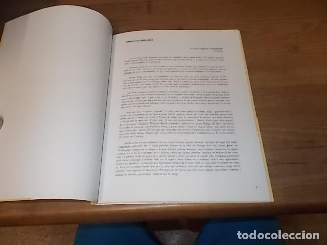 Libros de segunda mano: DANIEL VÁZQUEZ DÍAZ. SES VOLTES. AJUNTAMENT DE PALMA. 1997.EXCELENTE EJEMPLAR. VER FOTOS. - Foto 5 - 131551058