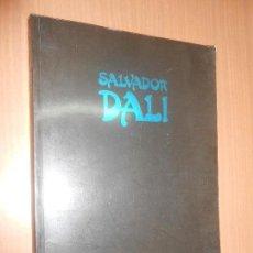 Libros de segunda mano: SALVADOR DALI THE TATE GALLERY (CATALOGO) LONDRES 1980. Lote 118924371