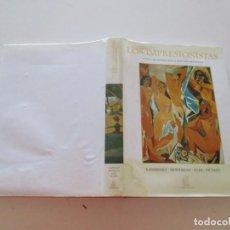 Libros de segunda mano: LOS IMPRESIONISTAS Y LOS CREADORES DE LA PINTURA MODERNA. KANDINSKY.MONDRIAN.KLEE. PICASSO. RM87722. Lote 131881818