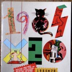 Libros de segunda mano: 1984X20. UN MAREMAGNUM GRAFIC. CATÁLOGO DE LA EXPOSICIÓN EN LA CAIXA, 1984. 80 PGS. 30 X 21 CMS.. Lote 131938554