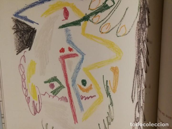 Libros de segunda mano: Picasso.dos Momentos(1962-1964)Dos series:dos Técnicas:Retrato De Familia Y Los Fumadores - Foto 3 - 132239058