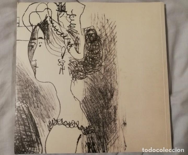 Libros de segunda mano: Picasso.dos Momentos(1962-1964)Dos series:dos Técnicas:Retrato De Familia Y Los Fumadores - Foto 5 - 132239058
