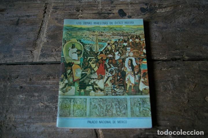 OBRAS MAESTRAS DE DIEGO RIVERA (MEXICO) (Libros de Segunda Mano - Bellas artes, ocio y coleccionismo - Pintura)