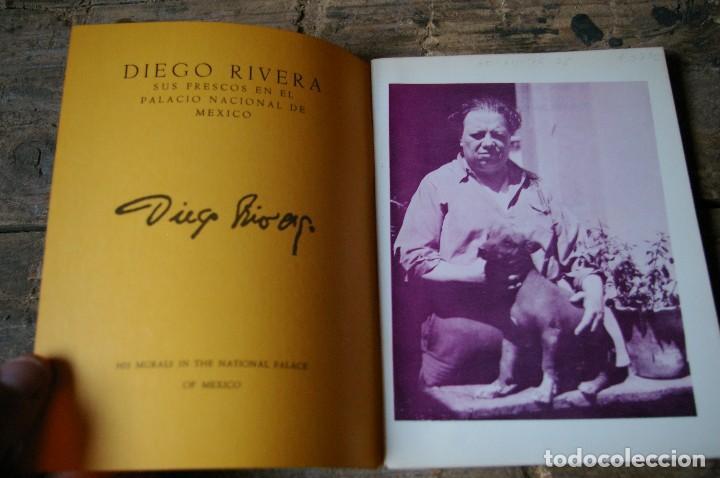 Libros de segunda mano: obras maestras de Diego rivera (mexico) - Foto 4 - 132239598
