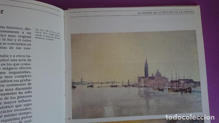 Libros de segunda mano: CÓMO PINTAR MARINAS FRANCESC CRESPO PARRAMÓN 1987 - Foto 4 - 250031680
