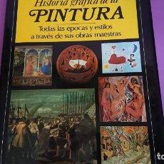 Libros de segunda mano: HISTORIA GRÁFICA DE LA PINTURA JUAN RAMÓN TRIADÓ. Lote 132422470