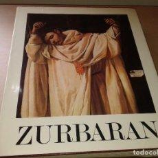 Libros de segunda mano: ZURBARAN, JULIAN GALLEGO,1976. Lote 132448258