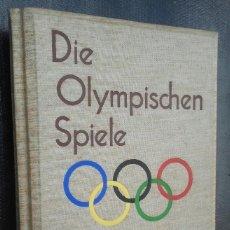 Libros de segunda mano: HOFFMANN, HEINRICH & LUDWIG HAYMANN - DIE OLYMPISCHEN SPIELE 1936. Lote 132497546