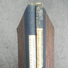 Libros de segunda mano: JORGE LUIS BORGES & BIOY CASARES - DOS FANTASÍAS MEMORABLES - UN MODELO PARA LA MUERTE. Lote 132497774