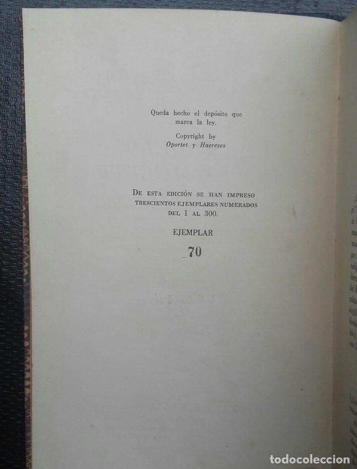 Libros de segunda mano: Jorge Luis Borges & Bioy Casares - Dos fantasías memorables - Un modelo para la muerte - Foto 5 - 132497774