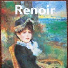 Libros de segunda mano: PIERRE - AUGUSTE RENOIR 1841 - 1919. UN SUEÑO DE ARMONIA. PETER H. FEIST.. Lote 132731574