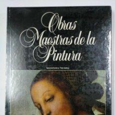 Libros de segunda mano: OBRAS MAESTRAS DE LA PINTURA. TOMO Nº 6. PLANETA. NATIONAL GALLERY. TATE GALLERY. NUEVO. TDK321. Lote 133038714