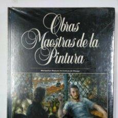 Libros de segunda mano: OBRAS MAESTRAS DE LA PINTURA. TOMO Nº 3. PLANETA. METROPOLITAN MUSEUM. ART CHICAGO. NUEVO. TDK321. Lote 133038778