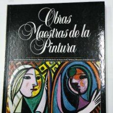 Libros de segunda mano: OBRAS MAESTRAS DE LA PINTURA. TOMO Nº 8. PLANETA. GALERIA NACIONAL DE WASHINGTON. NUEVO. TDK321. Lote 133038898