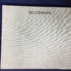 Libros de segunda mano: BELLERMANN Y PAISAJE VENEZOLANO 1842 1845 CATALOGO OBRAS . Lote 133188326
