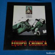 Libros de segunda mano: (MF) EQUIPO CRONICA - CRONICAS DE SEN , GALERIA SEN 1989 , ILUSTRADO. Lote 133211234