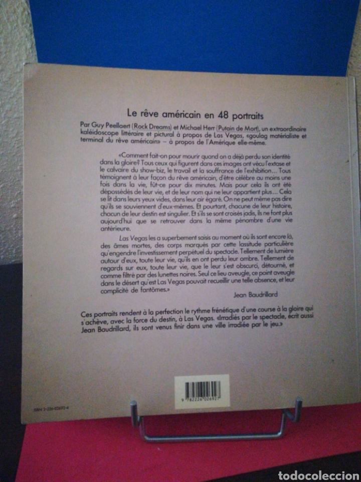 Libros de segunda mano: Las Vegas Big Room-48 pinturas de personajes célebres de Guy Peellaert-Alvin Michael,1986 (Francés) - Foto 2 - 133247265