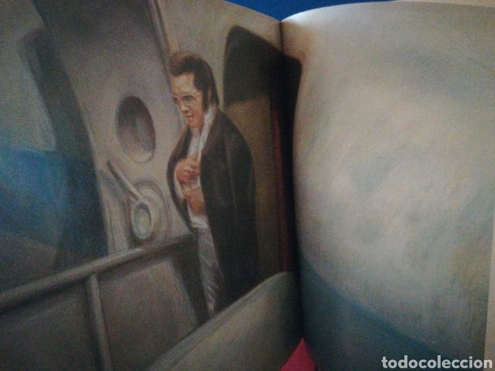 Libros de segunda mano: Las Vegas Big Room-48 pinturas de personajes célebres de Guy Peellaert-Alvin Michael,1986 (Francés) - Foto 8 - 133247265