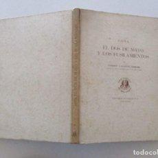 Libros de segunda mano: ENRIQUE LAFUENTE FERRARI GOYA: EL DOS DE MAYO U LOS FUSILAMIENTOS. RM87827. Lote 133562934